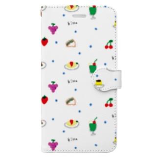 行きつけ Book-style smartphone case