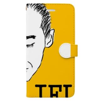 ハオ・シュウライ Book-style smartphone case