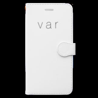 kubothinkのVariable Book-style smartphone case