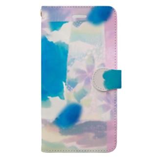 peonicのmisumi Book-style smartphone case