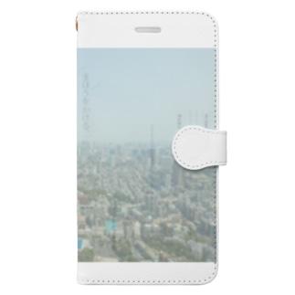 TokyoのMiekata Book-style smartphone case