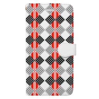 〇Ⅲ♢ Book-style smartphone case