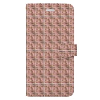 俺4 Book-style smartphone case