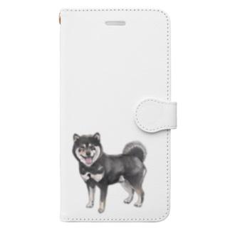 Happy Book-style smartphone case