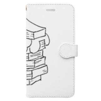 栞ごっこ Book-style smartphone case