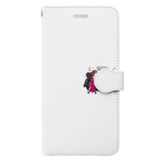 ATMのスマホ Book-style smartphone case