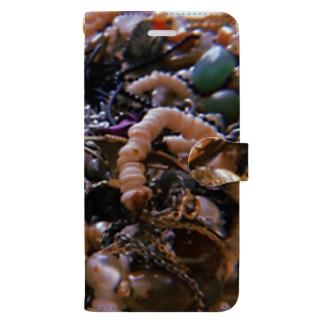 jewelry Book-style smartphone case
