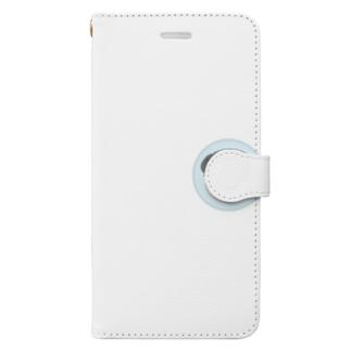 ゆっくりふじい Book-style smartphone case