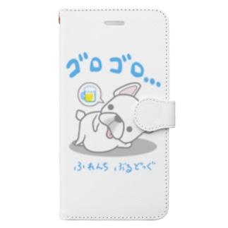 フレブルの休日 日本語バージョン Book-style smartphone case