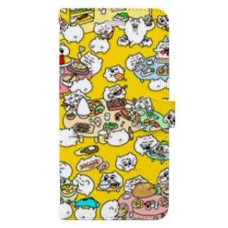 …強くなりてえ Book-style smartphone case
