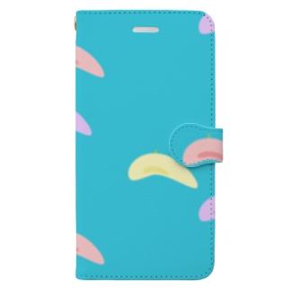 ベレー帽 Book-style smartphone case