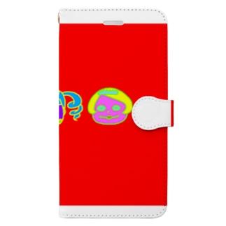 ゾンビメイド Book-style smartphone case