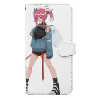 wa2 Book-style smartphone case