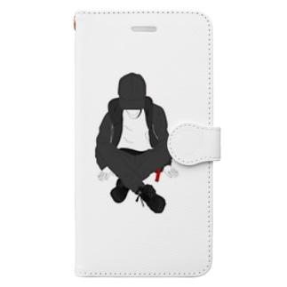 いけめん2 Book-style smartphone case