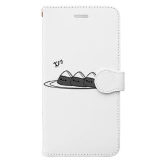 スンッ Book-style smartphone case