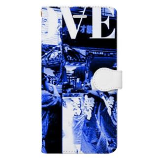 神輿その3 Book-style smartphone case