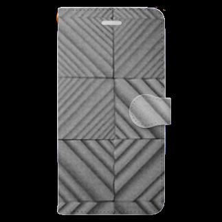 immrの水 Book-style smartphone case