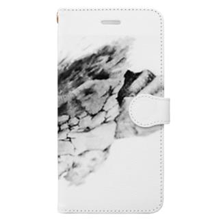 ドローイング2 Book-style smartphone case