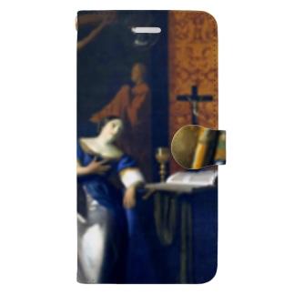 信仰の寓意 / フェルメール (The Allegory of the Faith 1670) Book-style smartphone case