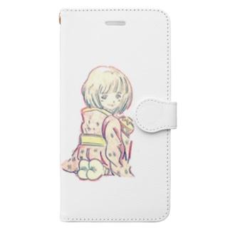warasi Book-style smartphone case