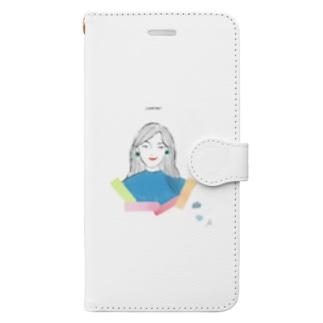 Parisienne Book-style smartphone case