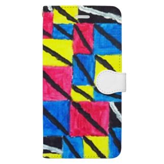 CMYK Book-style smartphone case