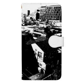 TOKYO VIEWING Book-Style Smartphone Case