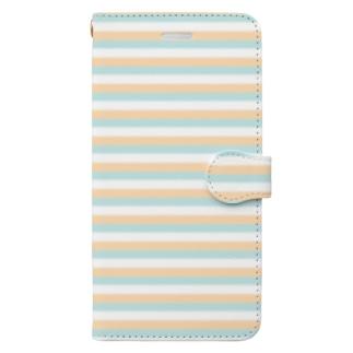 Sea and Tea... スマホケースシーアンドティーシリーズ。 Book-style smartphone case
