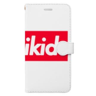 Kaseikids Book-style smartphone case