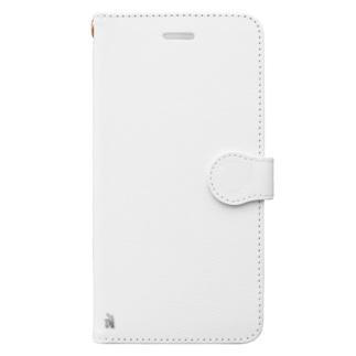 誰? Book-style smartphone case