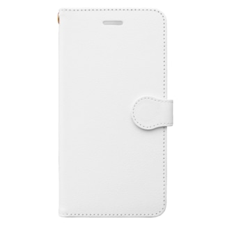ねことMOYASHI Book-style smartphone case