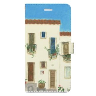フリヒリアナ Book-style smartphone case