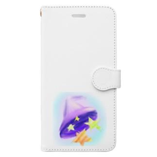 魔法の帽子 Book-style smartphone case