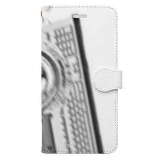 アイコンI コン Book-style smartphone case
