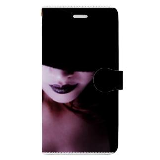 魅惑 Book-style smartphone case