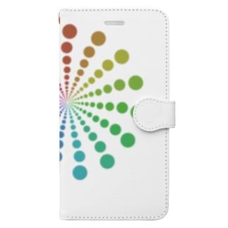 HaNaB! Book-style smartphone case