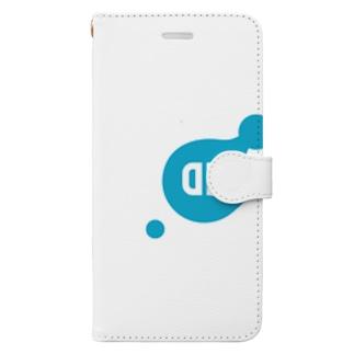 アンコンへの会社愛が強すぎる Book-style smartphone case
