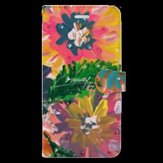 mowayのfloway Book-style smartphone case