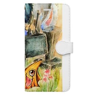 君の見た景色。 Book-style smartphone case