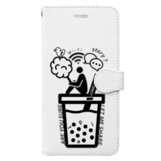HARAJUKU'19 シリーズ Book-style smartphone case