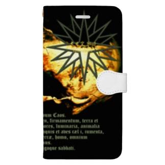 [大友窯SkullxBASARACRACY]#04「聖書」 Book-style smartphone case