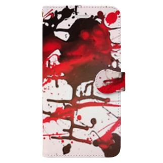 hana2 Book-style smartphone case