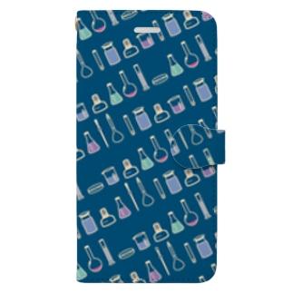 TOKIMEKI-RIKASHITSU2 Book-style smartphone case
