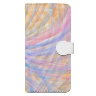 AMATERASU ILLUSION Book-style smartphone case