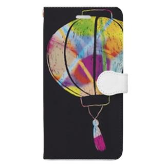 提灯 Book-style smartphone case
