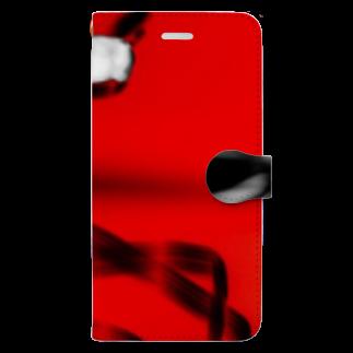 混沌コントロール屋さんのF5 Book-style smartphone case