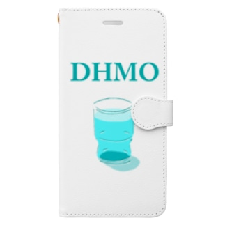 DHMO Book-style smartphone case