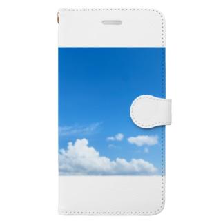 台風前よ Book-style smartphone case