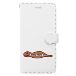 すぎ屋のツチノコ Book-style smartphone case