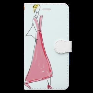 ArchitecturephotolifeのWomen  Book-style smartphone case
